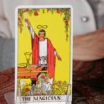 Magician Tarot Card In Love Reading